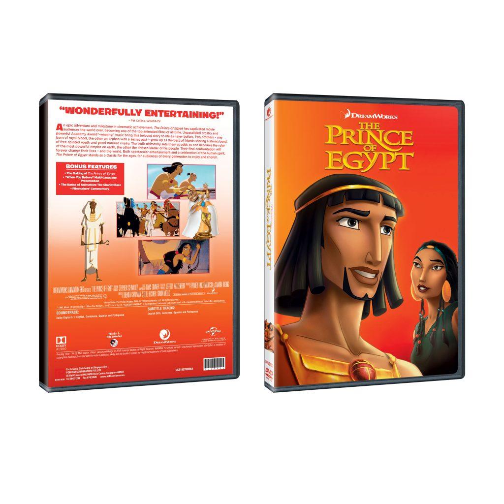 The Prince of Egypt (album) - Wikipedia